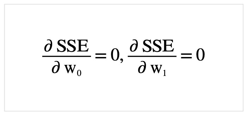SSE偏微分