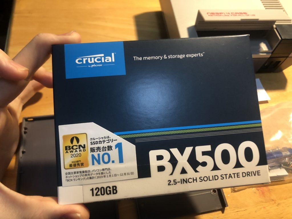 crucial 120GB
